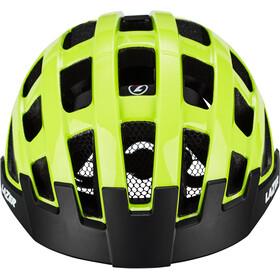 Lazer Compact Deluxe Helmet flash yellow